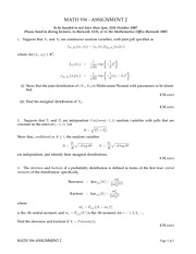 Math556-Assignment2