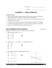 alg1-finalexam2006-answers