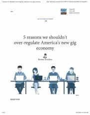 5 Reasons we shouldn't over regulate America's new gig economy.pdf