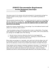 ISM4323 project documentation