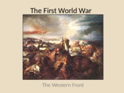 5 WWI Western Front (1)