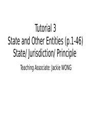 Tutorial 3 -- International Law (Cantonese -Jackie).pptx