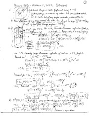 Physics_9HD_Midterm1_2007_Solutions