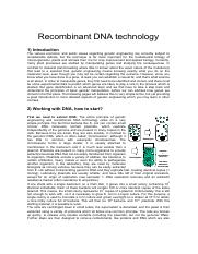 Introduction to recombinant DNA techniques.pdf
