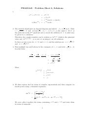 ProblemSheet8Solutions