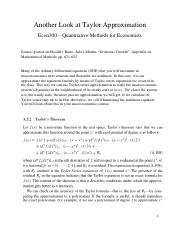 Notes_Taylor Approximation.pdf