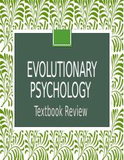 Final Exam Textbook Review.pptm