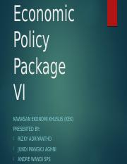 Economic Policy Package Jilid 6.pptx
