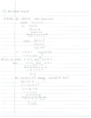 9.3, Abs Value Inequalities