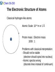 AtomicStructure-Notes1