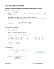 MathChapter5-Notes
