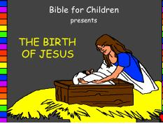 The Birth of Jesus English