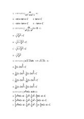 mathematical analysis practice questions 2
