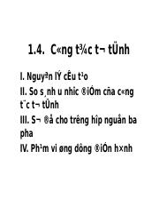 14 Congtacto tinh