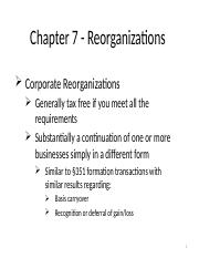 Chapter 7 - Reorganizations.pptx