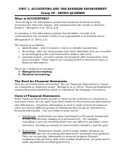 Week 1 - Accounting and the business environment.pdf
