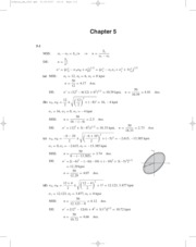 Solutions-HW-Chapter5