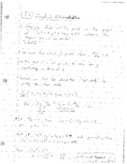 Math 1251 Class Notes Sections 3.8-3.9