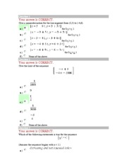 Calculus II Exam II S2007