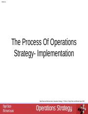 CH5 process technology strategy ppt - Slide 5 1 Issues