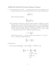 Math 1200 Assignment 2