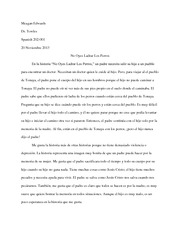 spanish study resources spanish essays