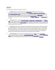 PEST overview notes.docx