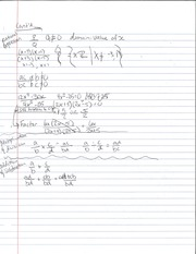 Rational Expression Notes