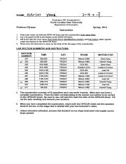 EC205_Exam_1_Answer_Key_spring2014