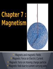Chapter7_Magnetism.pptx