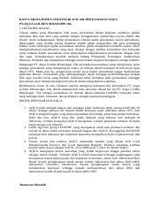 Kasus Manajemen Strategik Dalam Perusahaan Aqua Docx Kasus Manajemen Strategik Dalam Perusahaan Aqua Pt Aqua Golden Missisippi Tbk 1 Latar Belakang Course Hero