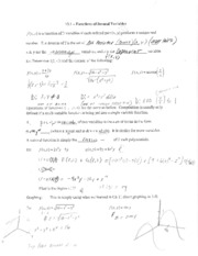 Calc III Ch13 Notes_Part1