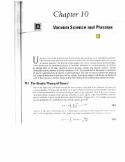 Vacuum-Science Campbell Notes.pdf