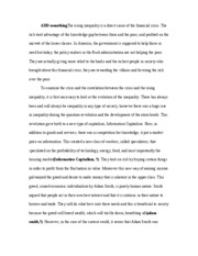 financial crisis paper_Essay