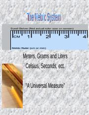 metricmeasurement.ppt