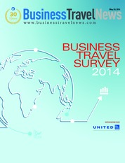 Business Travel News 2014 Business Travel Survey
