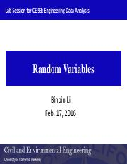 Lab4_Random variables
