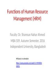 Functions of Human Resource Management.pptx
