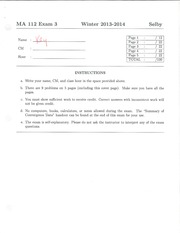 MA112_Exam3_Selby_Winter_2013_2014_Solutions