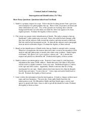 Interrogation and Indentification Chapter 5_Questions taken from Test Bank.pdf