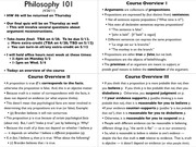 lecture notes 8 plus course overview