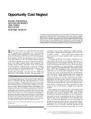 Opportunity Cost Neglect.pdf