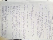 Taxonomy Notes