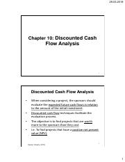 Ch10-Discounted Cash Flow Analysis.pdf