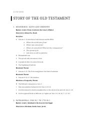 Story of Old Testament Notes.docx