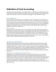 Product Costing.docx