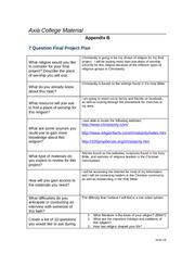 Monotheistic religion elements matrix essay example