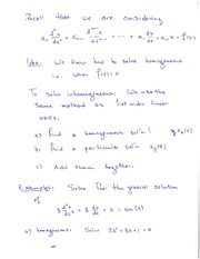 MATH 212 Lecture 26 Notes