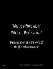 What is a profession.pdf