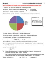 1-MLS 203 Fractions_Decimals_Percentages 2013